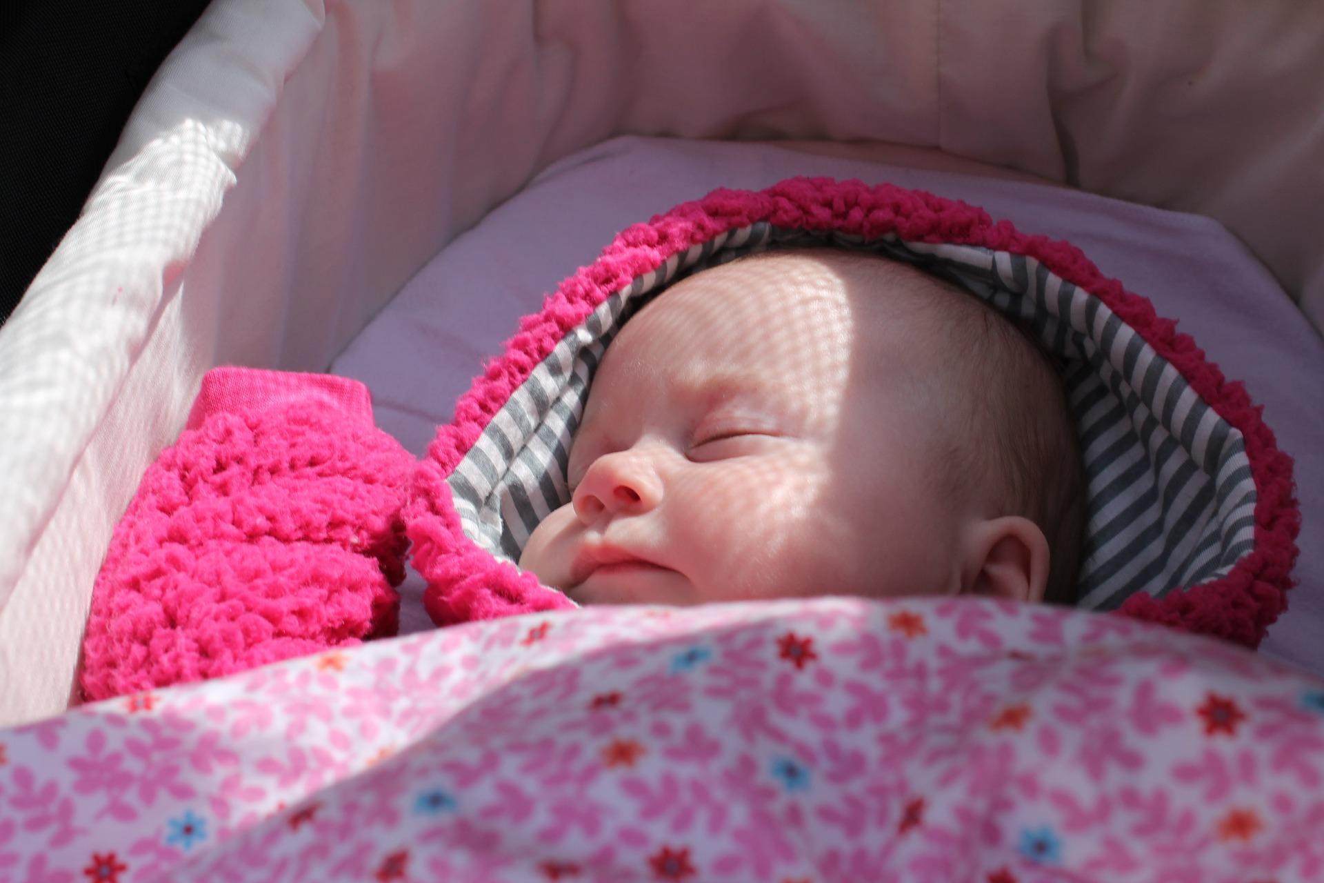 saber si mi bebé tiene frío