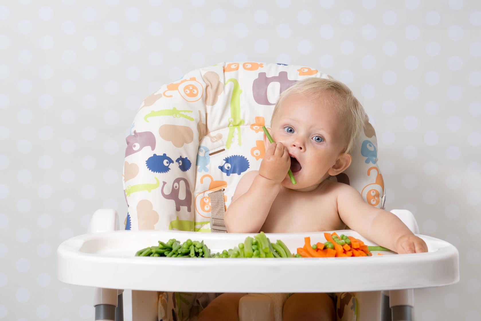 baby-led weaning aranda