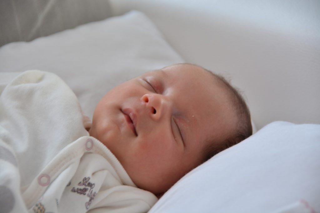bebé dormido contenido