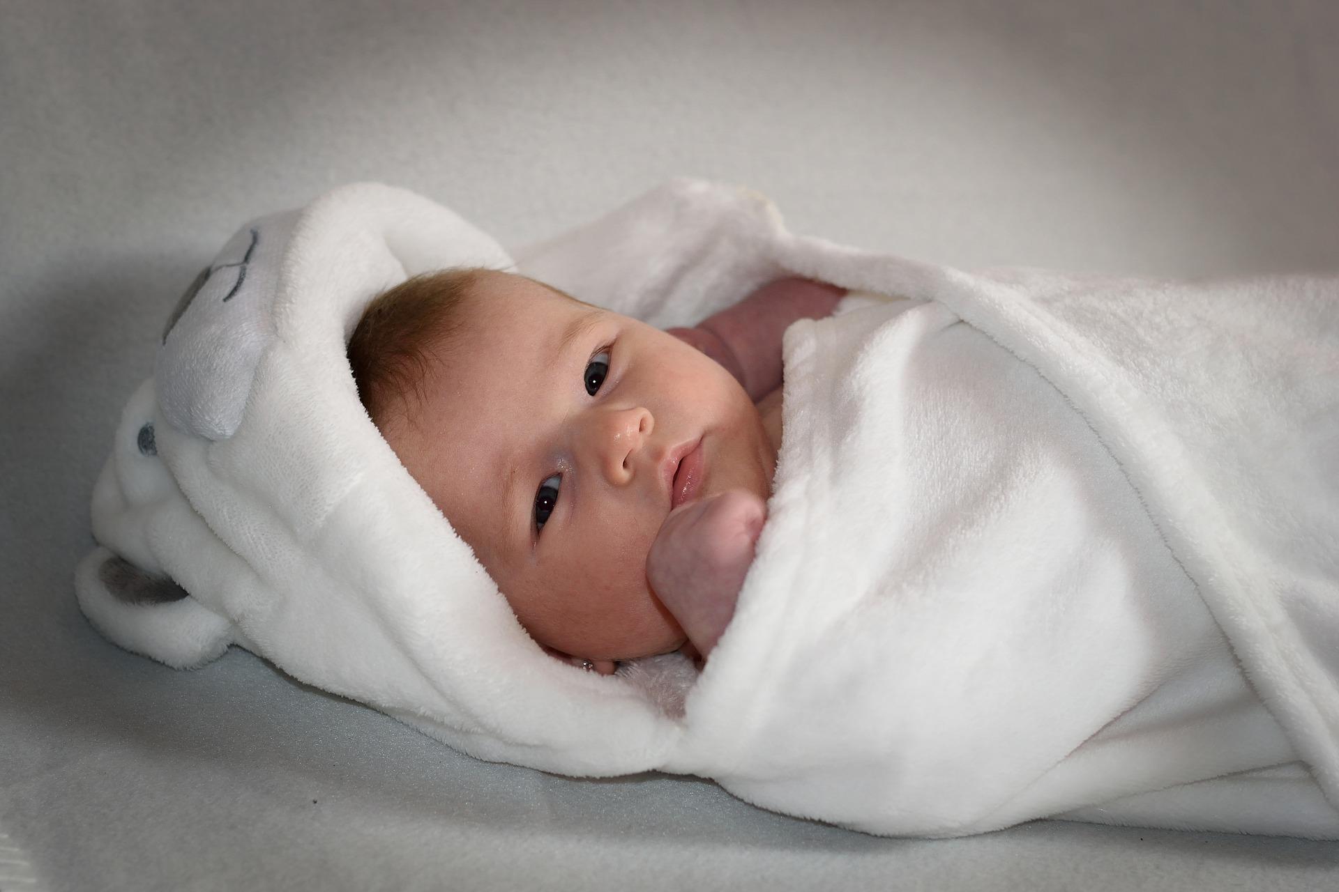 la piel del recién nacido